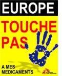 Touche pas à nos médicaments – Signature de la pétition