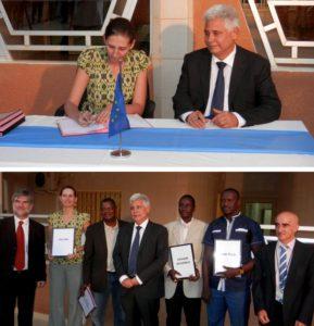 1er financement de l'Union européenne pour Solthis pour notre projet d'amélioration des conditions de vie des détenus au Niger