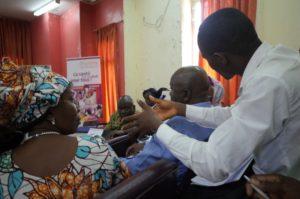 Plus de 5000 patients sous ARV ont pu bénéficier d'une charge virale en Guinée grâce au projet OPP-ERA