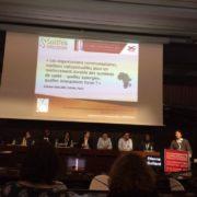 Symposium Plateforme ELSA, intervention Etienne Guillard sur les acteurs communautaires