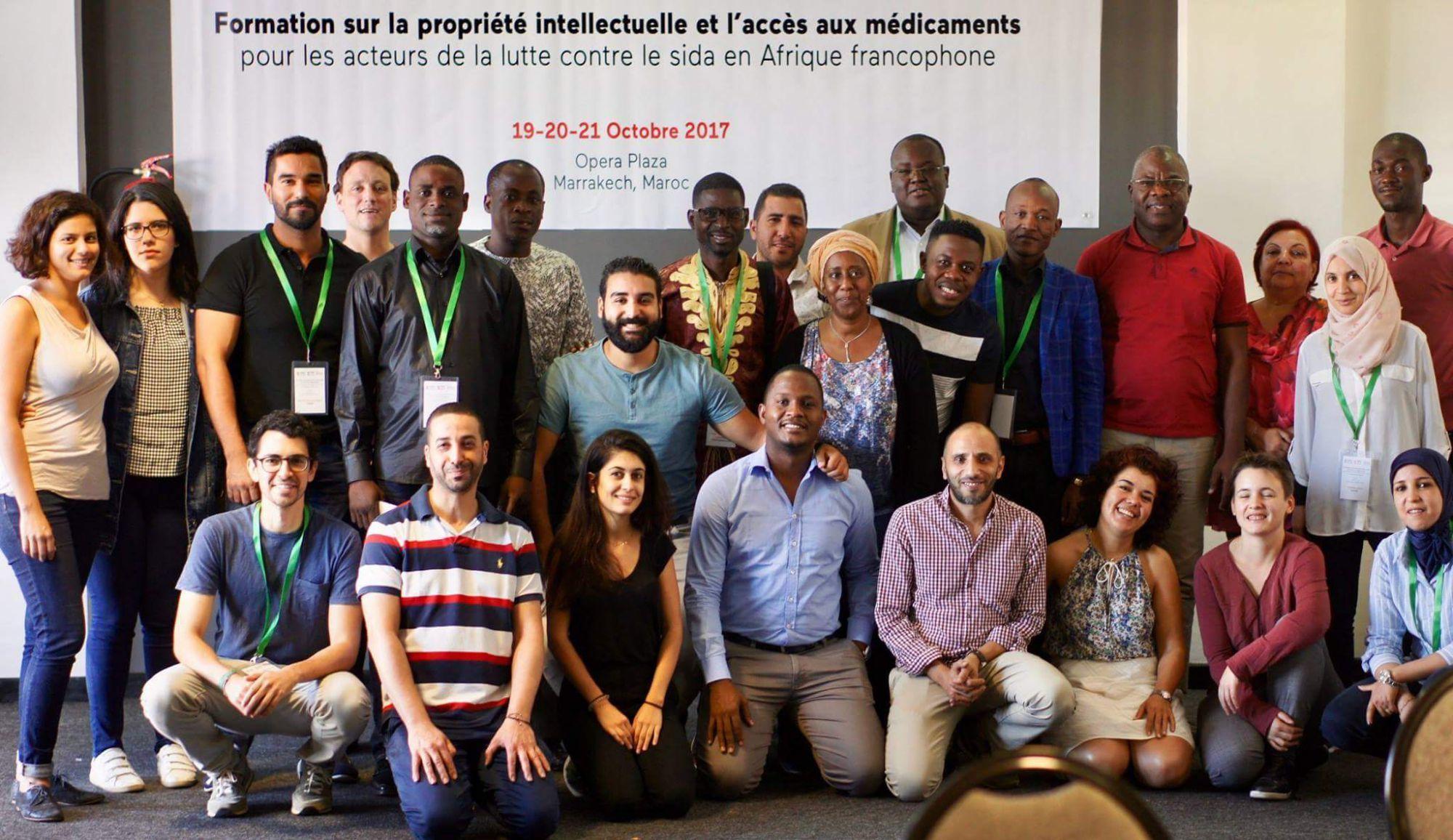 ITPC -MENA : nouveau partenaire de Solthis dans le cadre du projet ACACIAS