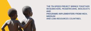 """""""TB-Speed rejoint le combat pour un monde sans tuberculose"""""""