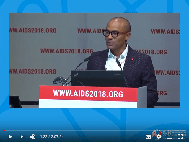 Retour de Solthis à la conférence AIDS 2018