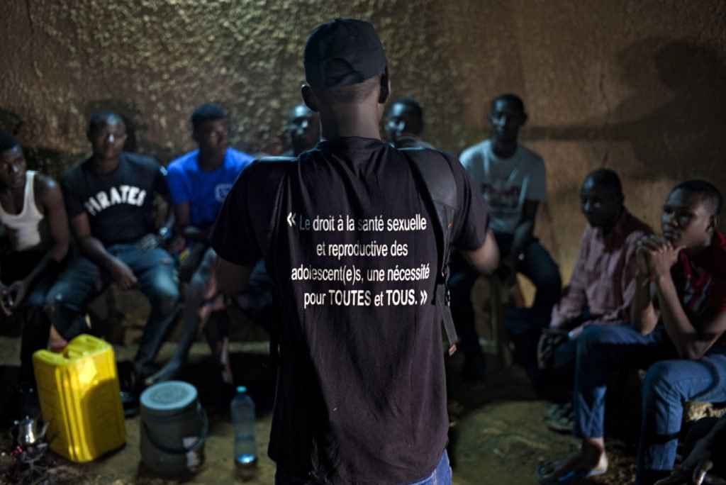 Promotion des droits et de la santé sexuels et reproductifs
