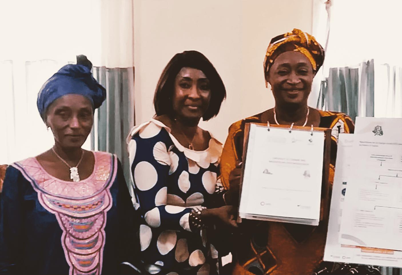 Prise en charge VIH en Guinée, remettre le patient au coeur des soins