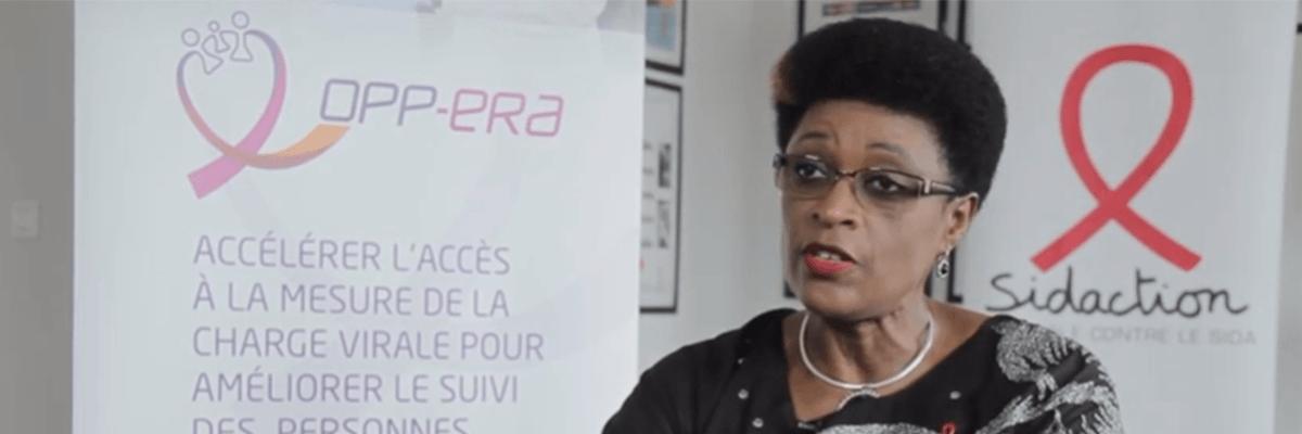 OPP-ERA, un projet pionnier pour l'accès au test de charge virale