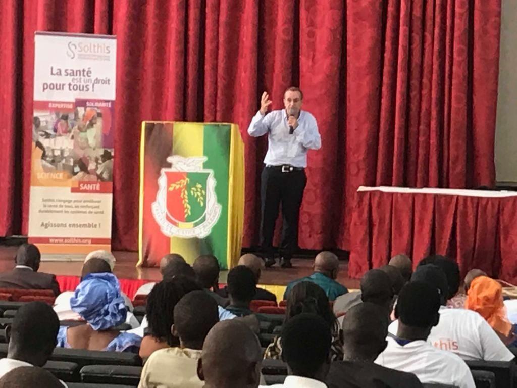 10 ans de Solthis en Guinée