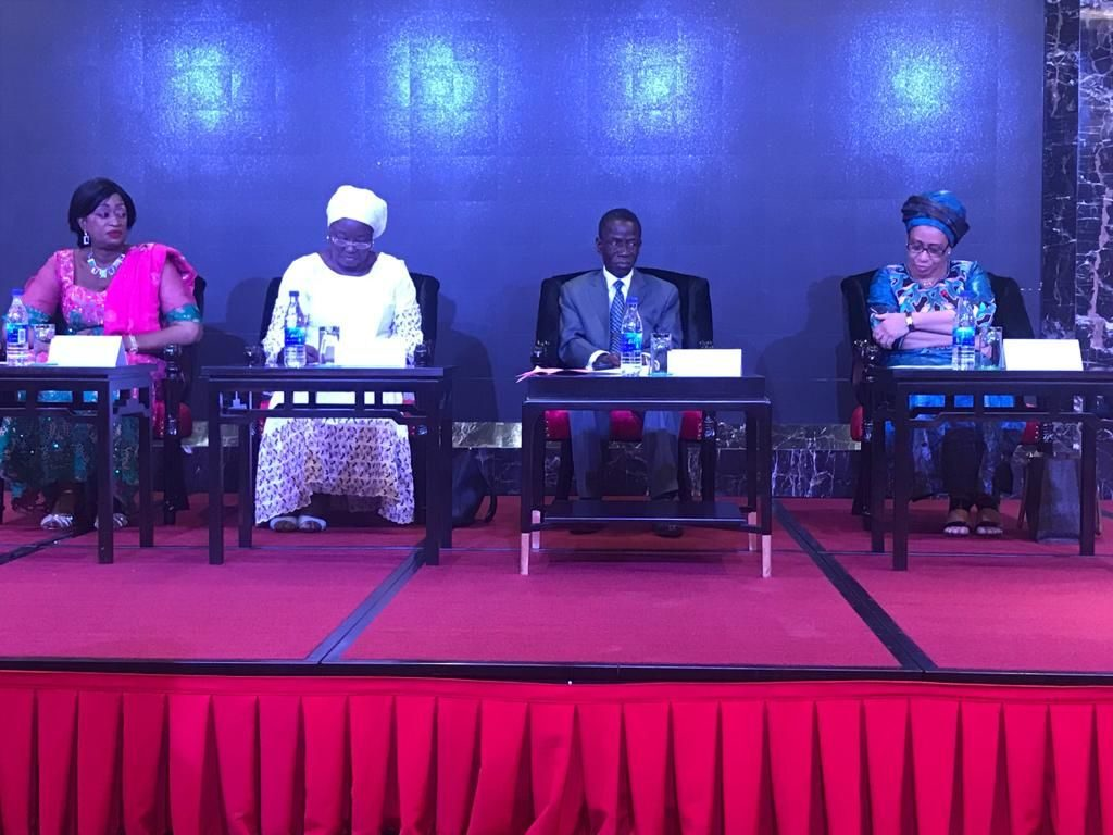 Guinée : Lancement de la campagne nationale 2018 pour la charge virale VIH et la prévention de la transmission au VIH de la mère à l'enfant.