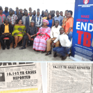 Paediatric Tuberculosis in Sierra Leone: Engaging media institutions to participate in increasing TB diagnosis in Children
