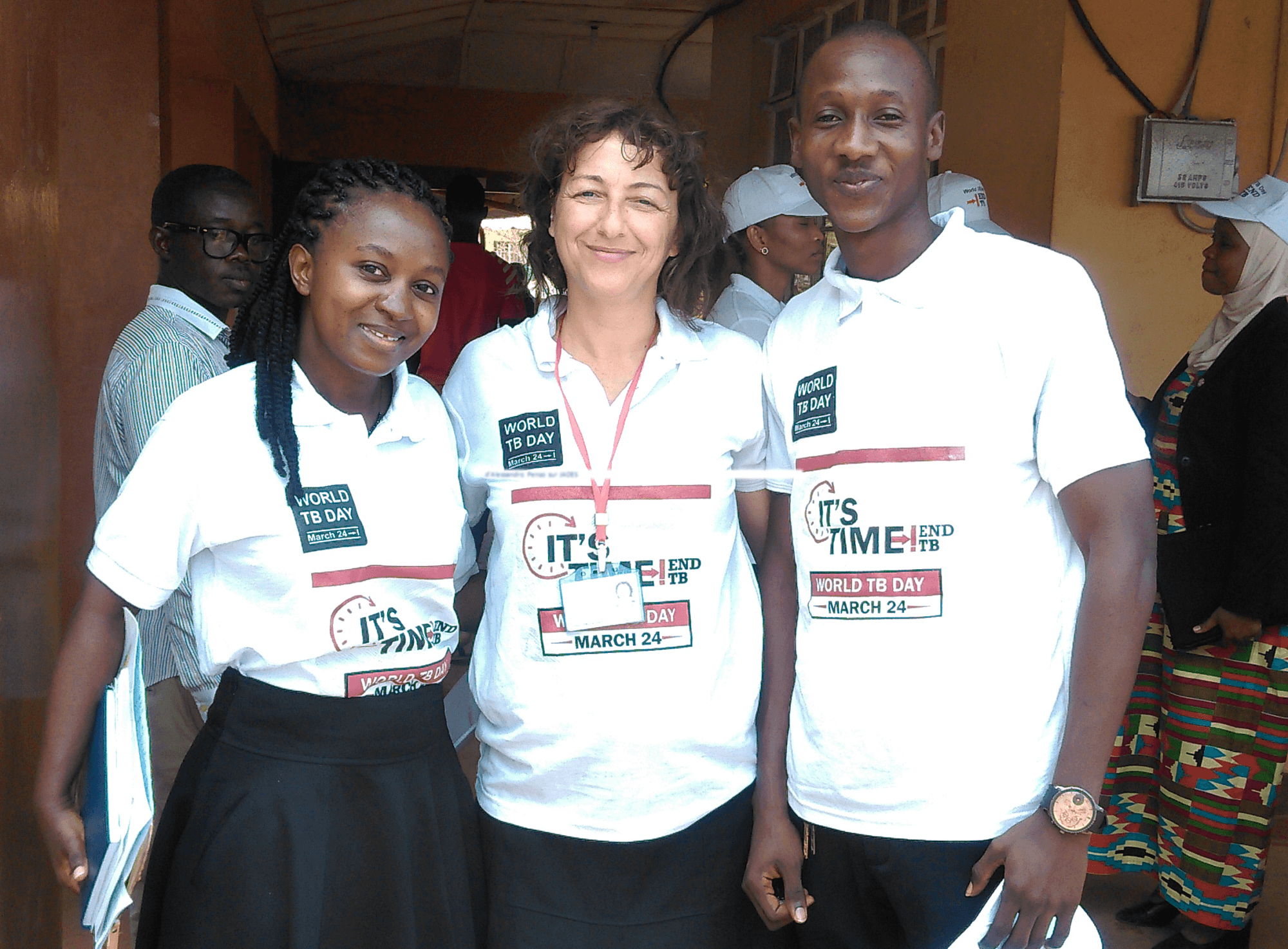 World TB day 2019: Solthis Sierra Leone