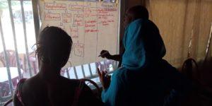 Guinée : Reconnaitre la place de l'accompagnateur psychosocial dans le dispositif de prise en charge des personnes vivant avec le VIH