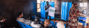 """Solthis launches the AFD """"CAP"""" Program : """"Capacities to strengthen the fight against HIV / AIDS in West Africa"""""""