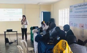 Health Systems and Services Strengthening Programme in Côte d'Ivoire and Sierra Leone