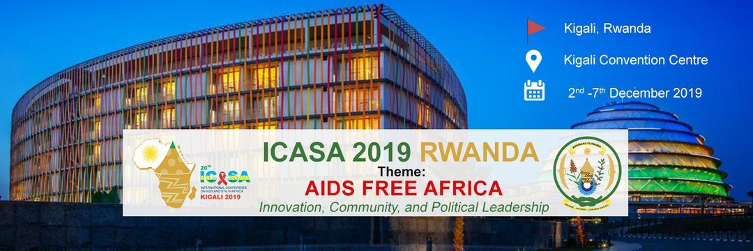 ICASA 2019: Meet our teams and partners to discuss the new challenges in the fight against HIV in Africa