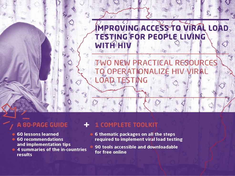 2 new resources to improve health care for people living with HIV