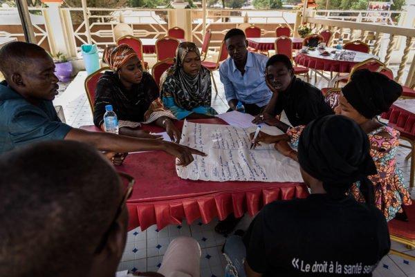 [Niger] L'accès à la santé sexuelle et reproductive pour les jeunes