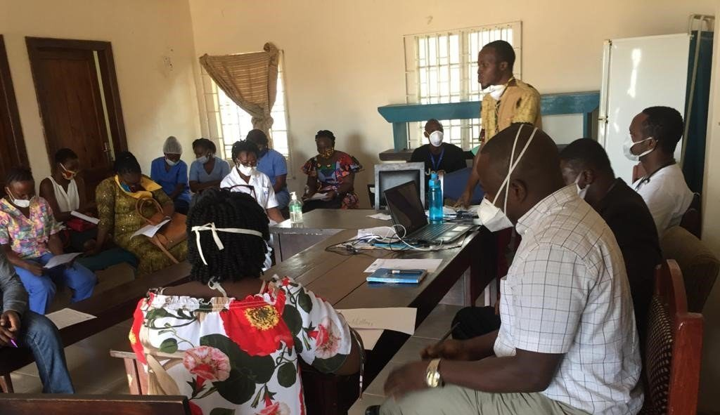A new step for the TB-speed project in Sierra Leone