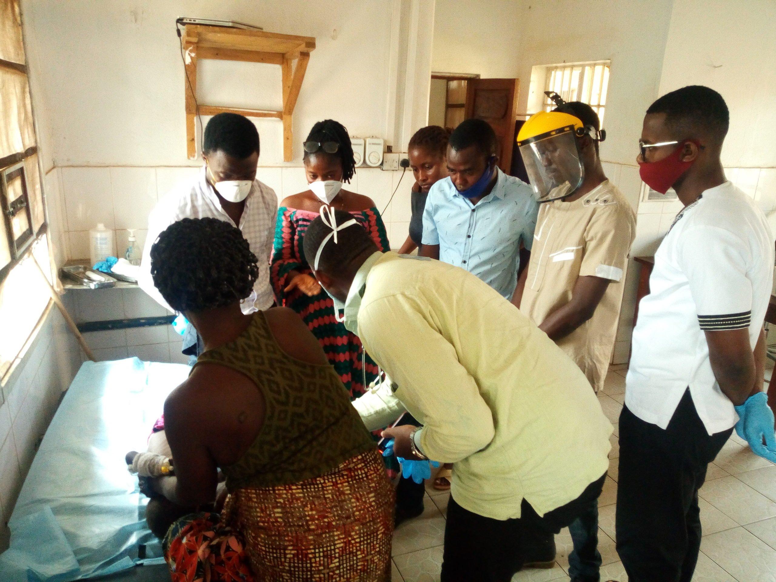 Projet TB-Speed : lutte contre la tuberculose infantile en Sierra Leone - Solthis