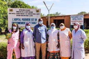 Niger – Faire face aux défis de la crise COVID-19